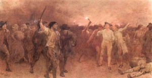 "Charles Green: ""The Gordon Riots"""