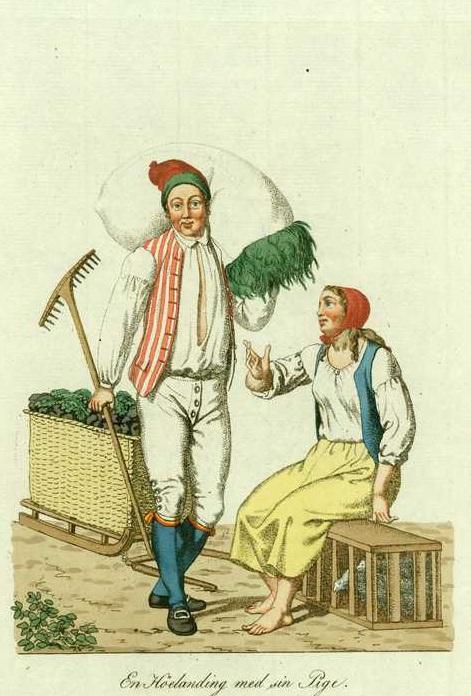 J. H. Senn etter J. F. L. Dreier. Omkring 1800.