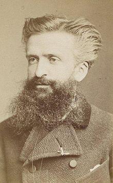 Gustave Le Bon. Foto: Wikipedia. Ukjent fotograf.