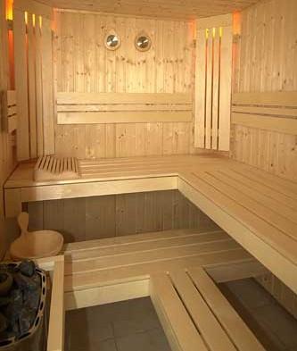 Romerske privatbad kan sammenlignes med den finske saunatrasjonen. Foto: Bleiglass, wikimedia commons.