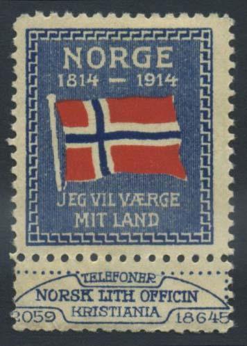 norge-1814-1914-jeg-vil-vaerge-mit-land-perforert