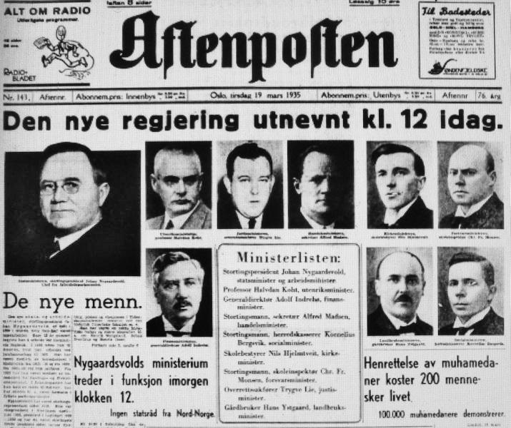 finanspolitikken i norge i dag