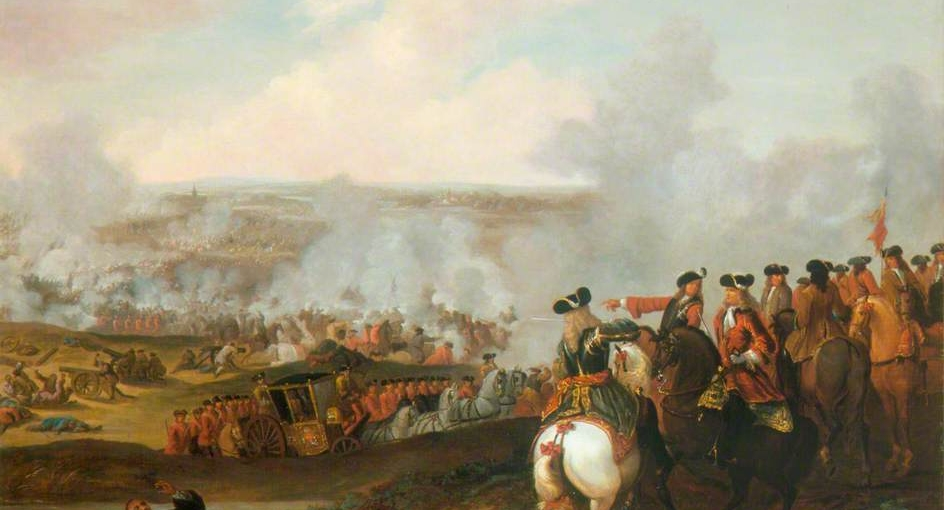 Ross, Joshua; The Battle of Blenheim, 13 August 1704; Government Art Collection; http://www.artuk.org/artworks/the-battle-of-blenheim-13-august-1704-29159